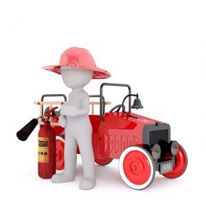 Brigada de Prevención y Combate a Incendios